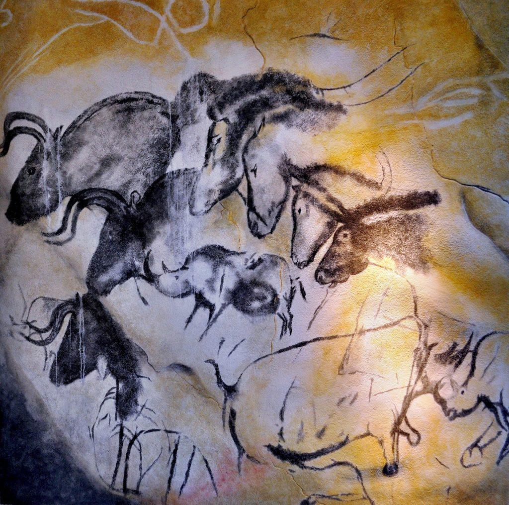 chauvets_cave_horses